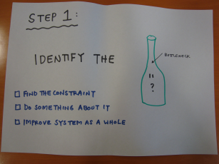 Step 1 - Identify the Bottleneck