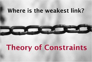 Strengthen the weakest link